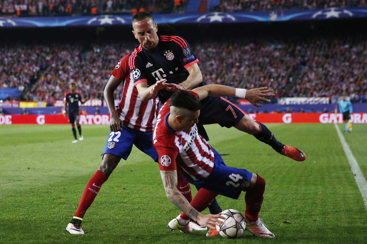 Atlético- Bayern