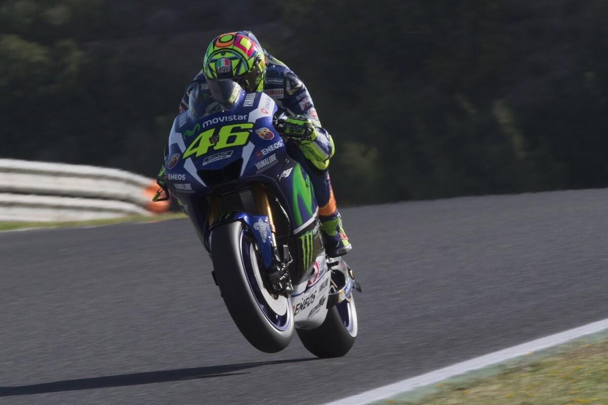 Rossi se reecuentra con la pole en Jerez
