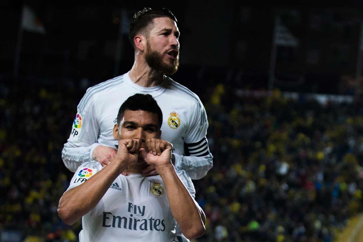 Ramos and Casemiro to miss Getafe clash Sportyou