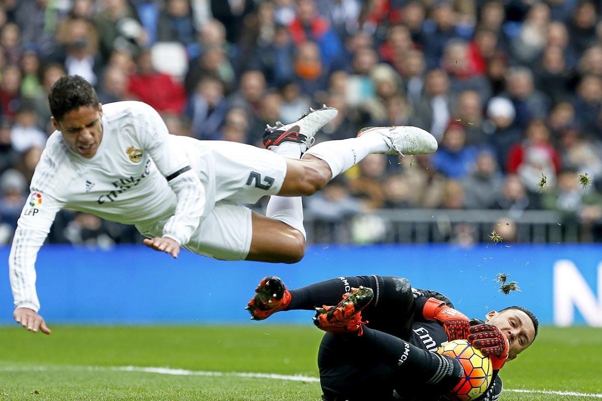 Varane es jugador del Real Madrid