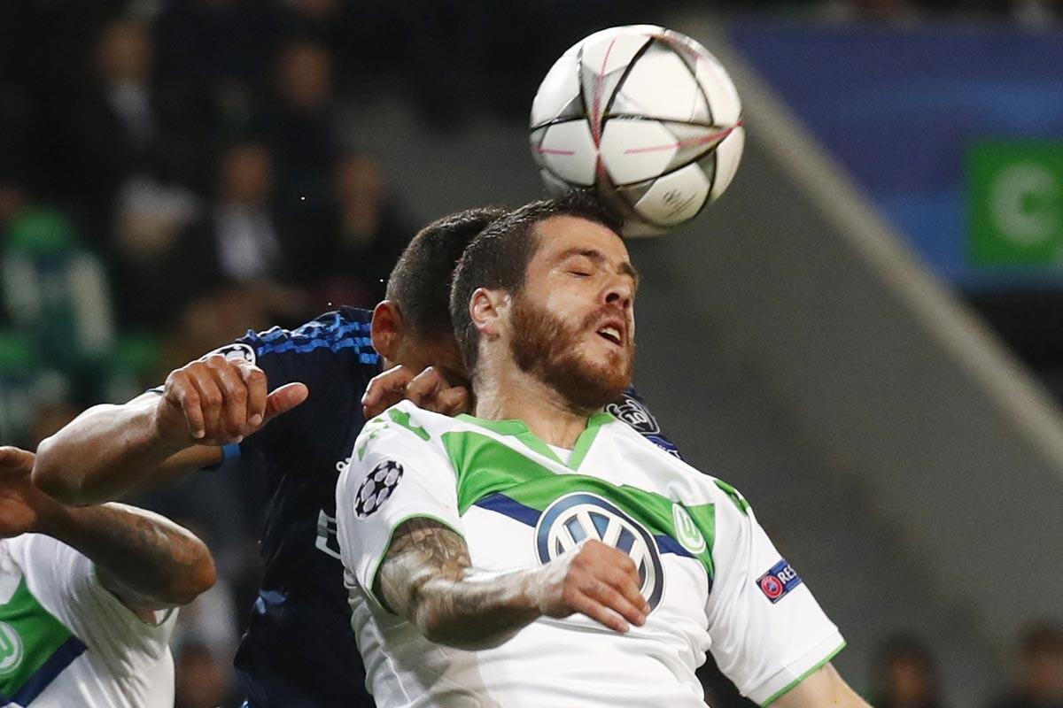 Wolfsburgo-Real Madrid