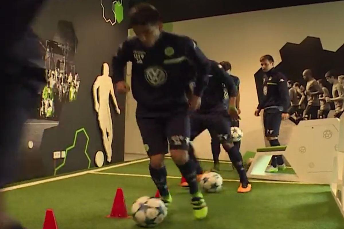 Wolfsburgo juvenil