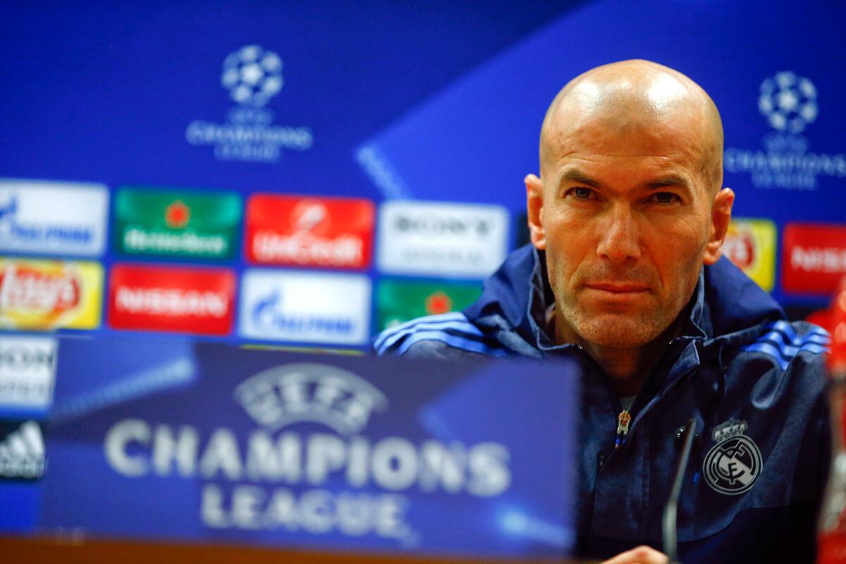 Zidane Manchester City