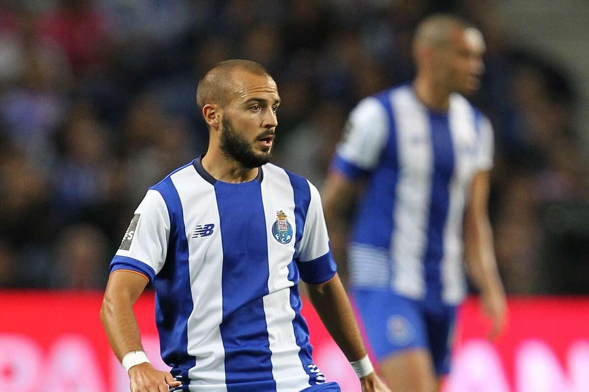 Andre Andre, del Oporto