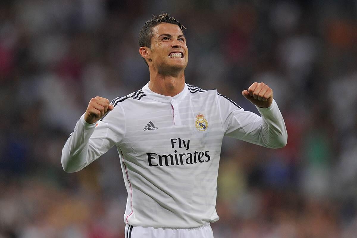 Cristiano Ronaldo Forbes