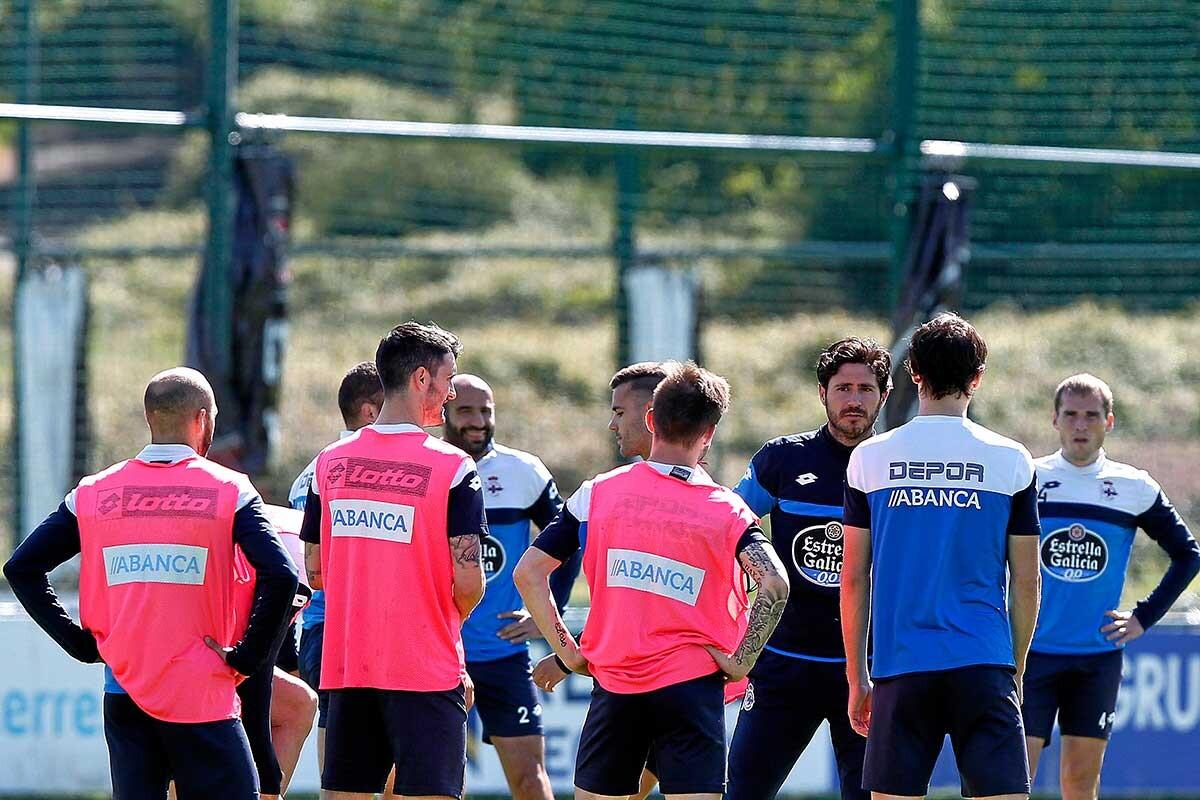 Arribas señala a Luisinho como culpable de los males del equipo