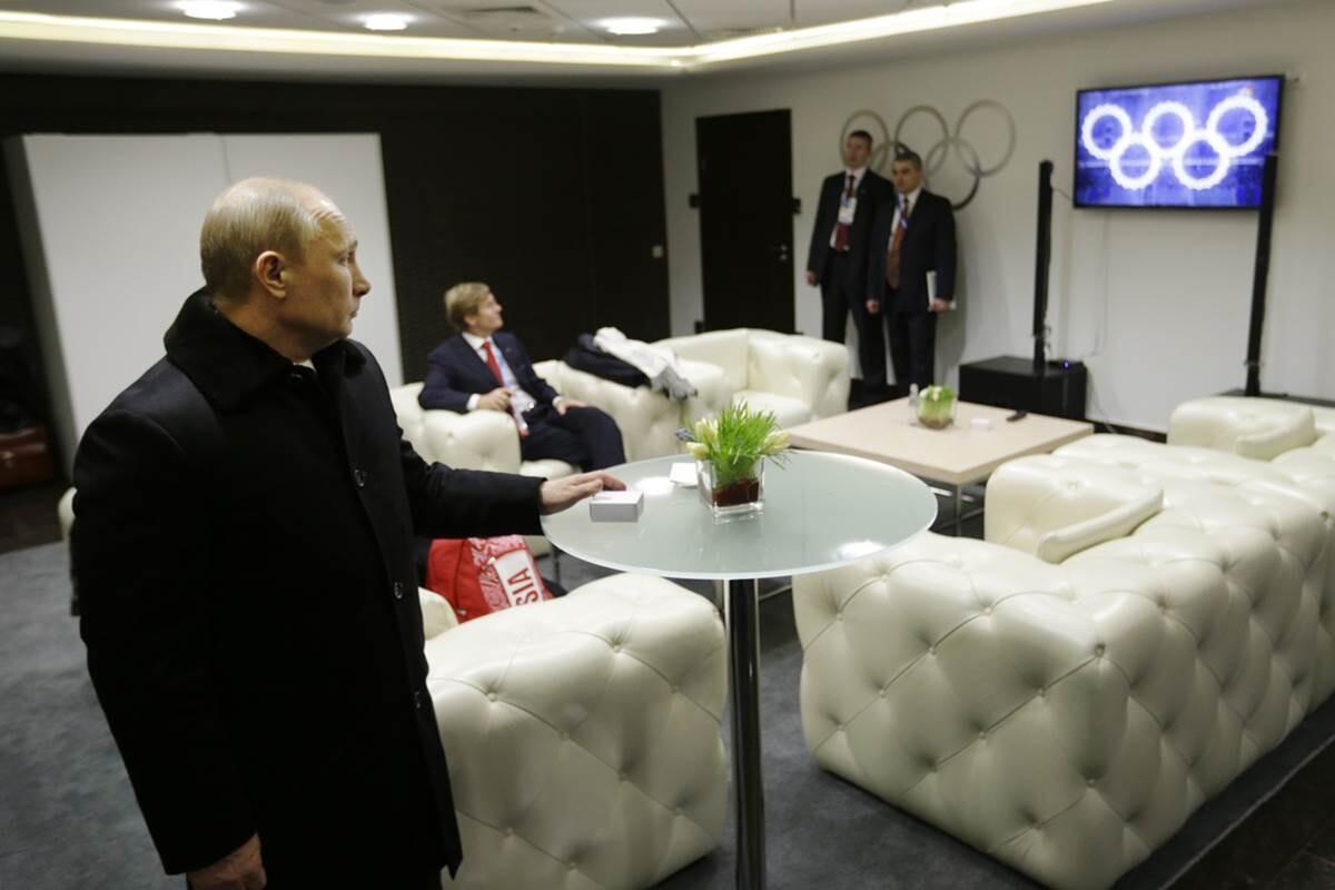 Dopaje Rusia Sochi
