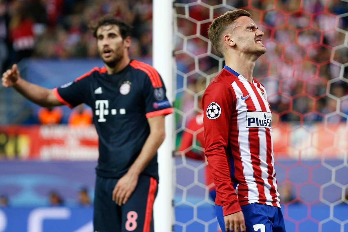 Ensalza al Atlético de Madrid