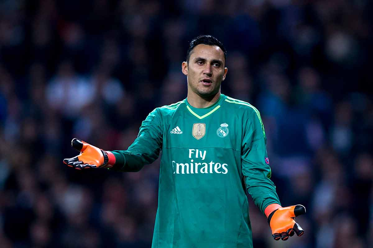 Keylor Navas sets out his conditions to stay at Madrid Sportyou