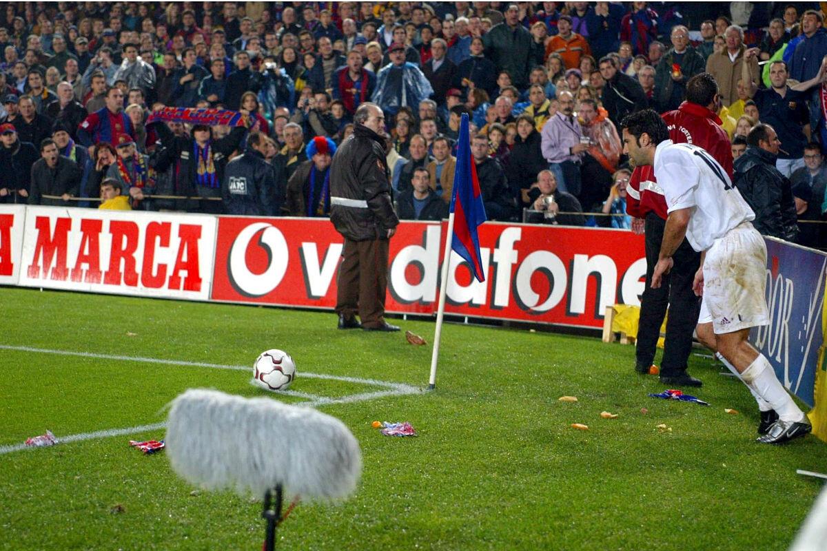 Culpa a la prensa del recibimiento hostil del Camp Nou