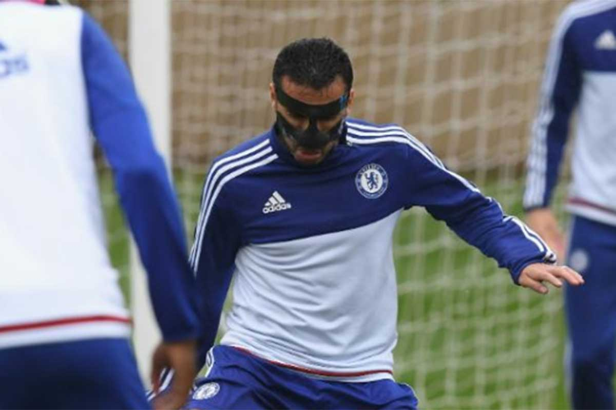 Jugará con máscara