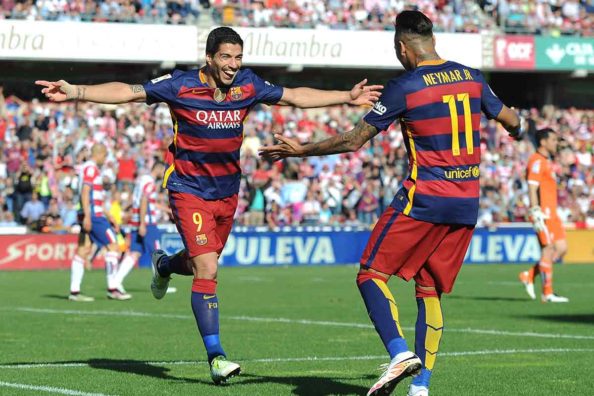 El uruguayo nombra a Neymar como el sucesor de Messi