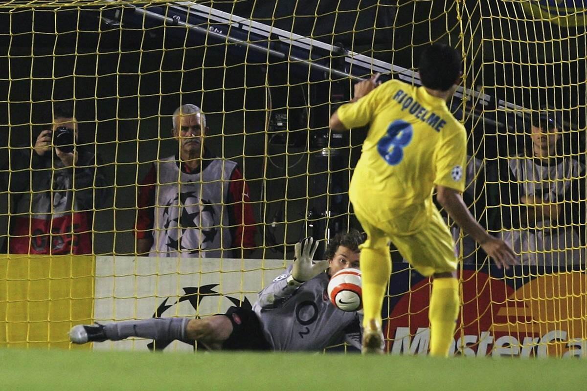 Villarreal semifinales maldicion