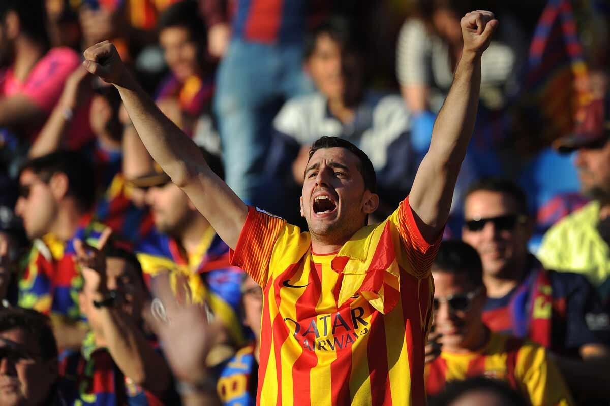 Aficionado del FC Barcelona