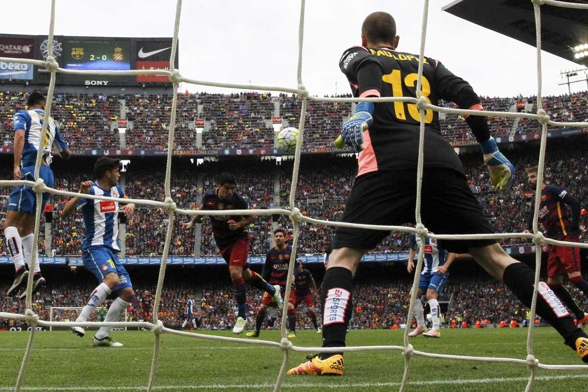 Goles del Barcelona