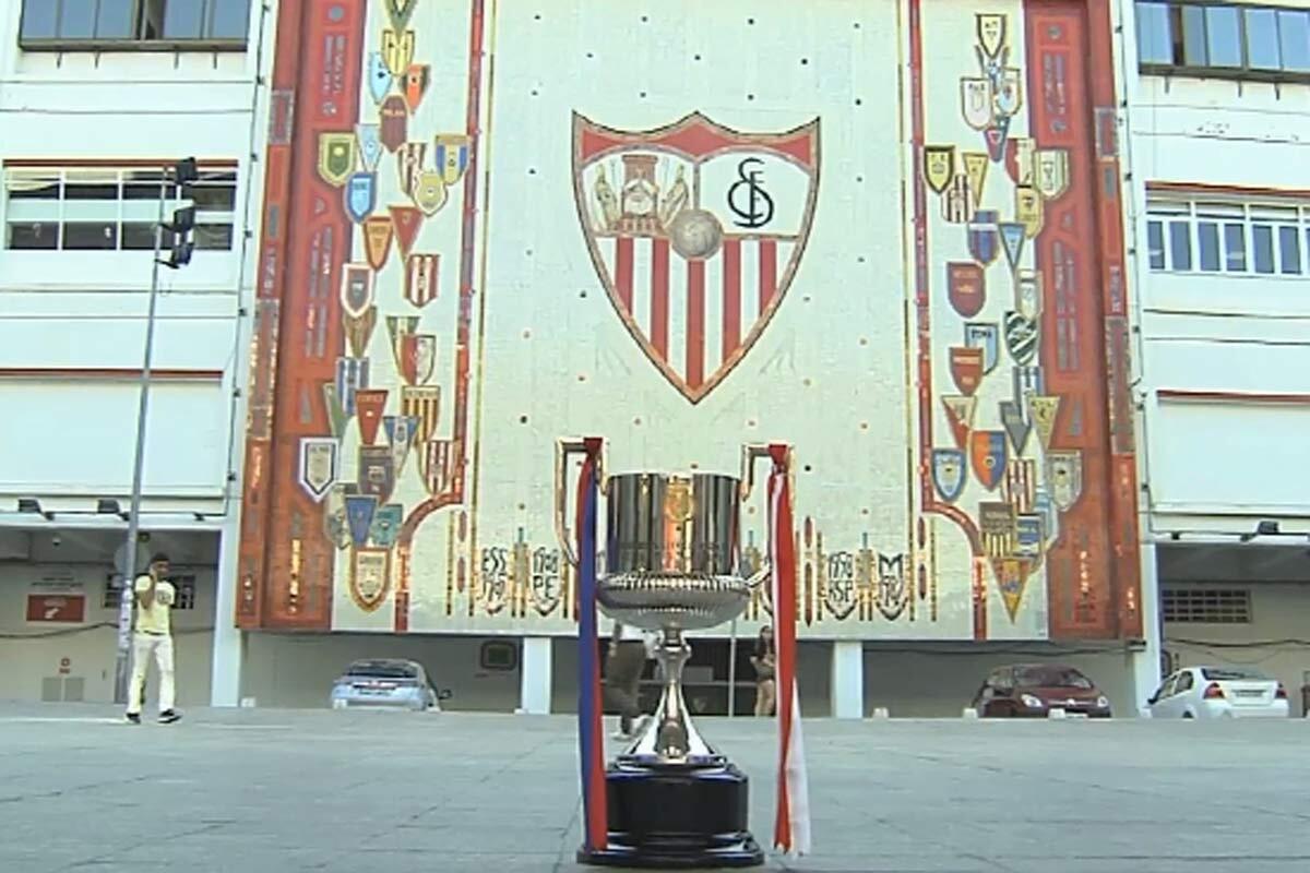 La Copa del Rey en Sevilla
