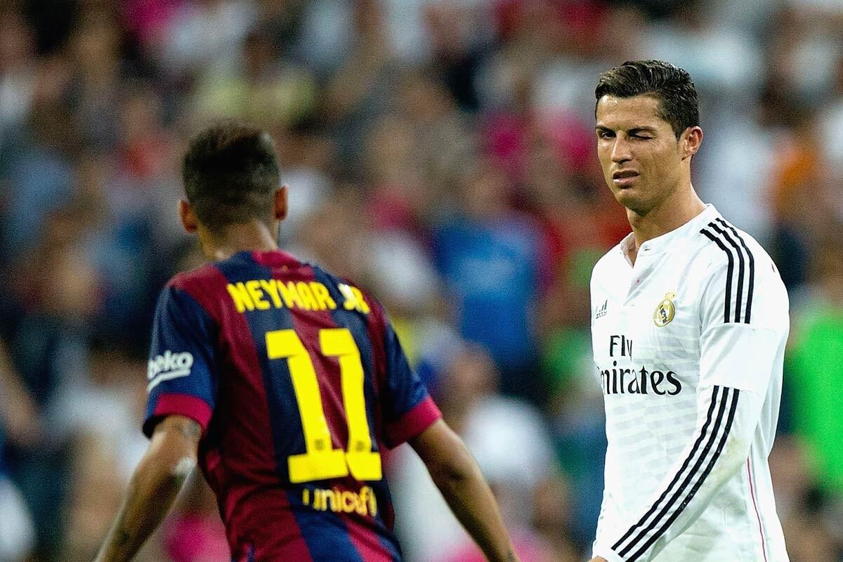 Cristiano Ronaldo es jugador del Real Madrid