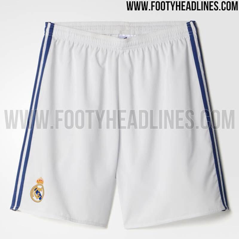 equipacion camiseta real madrid 2016 17