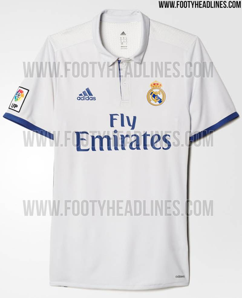 Camiseta Real Madrid 2017