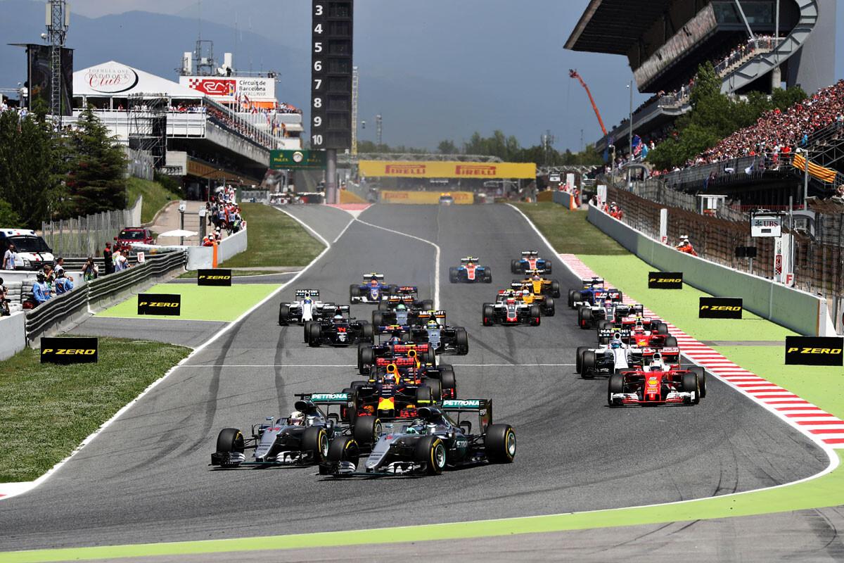 Los cambios para hacer más interesante la Fórmula 1