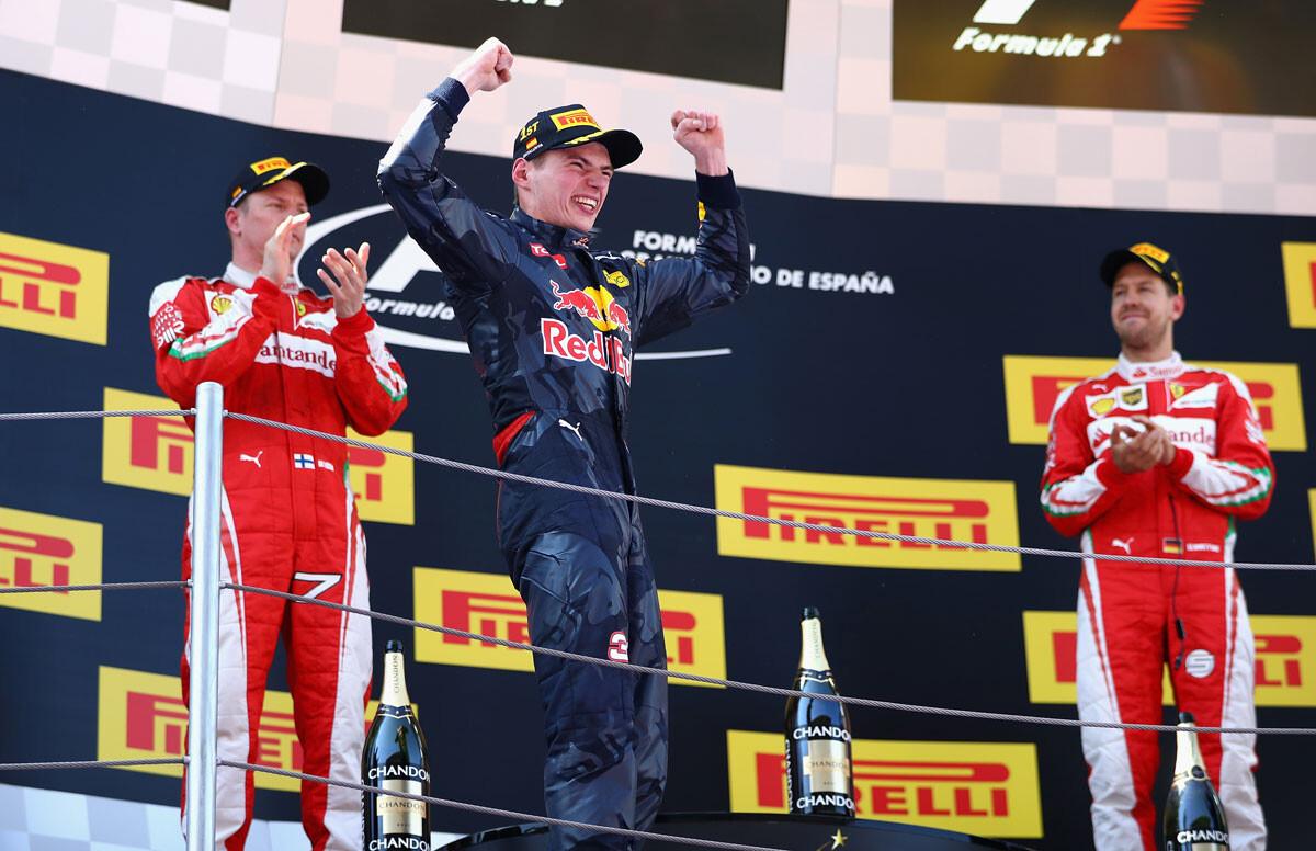 GP de España de Fórmula 1