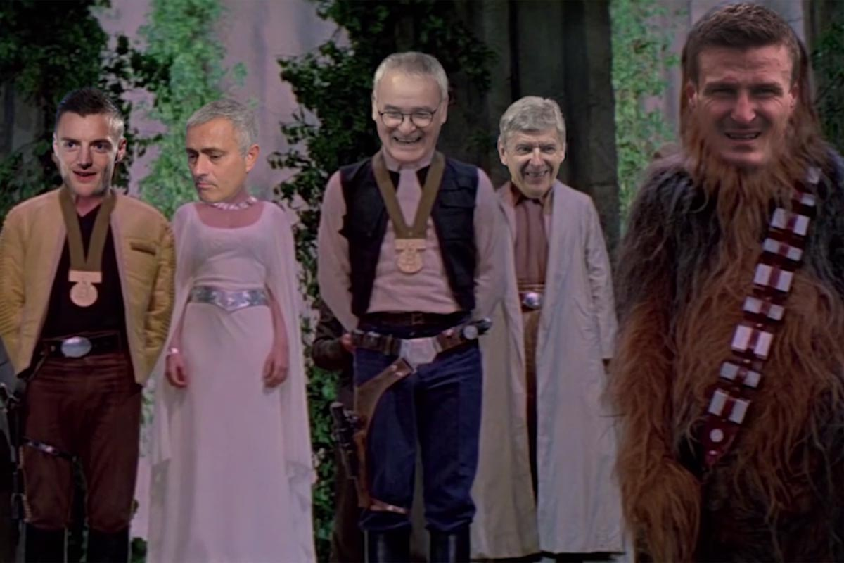 Leicester Star Wars