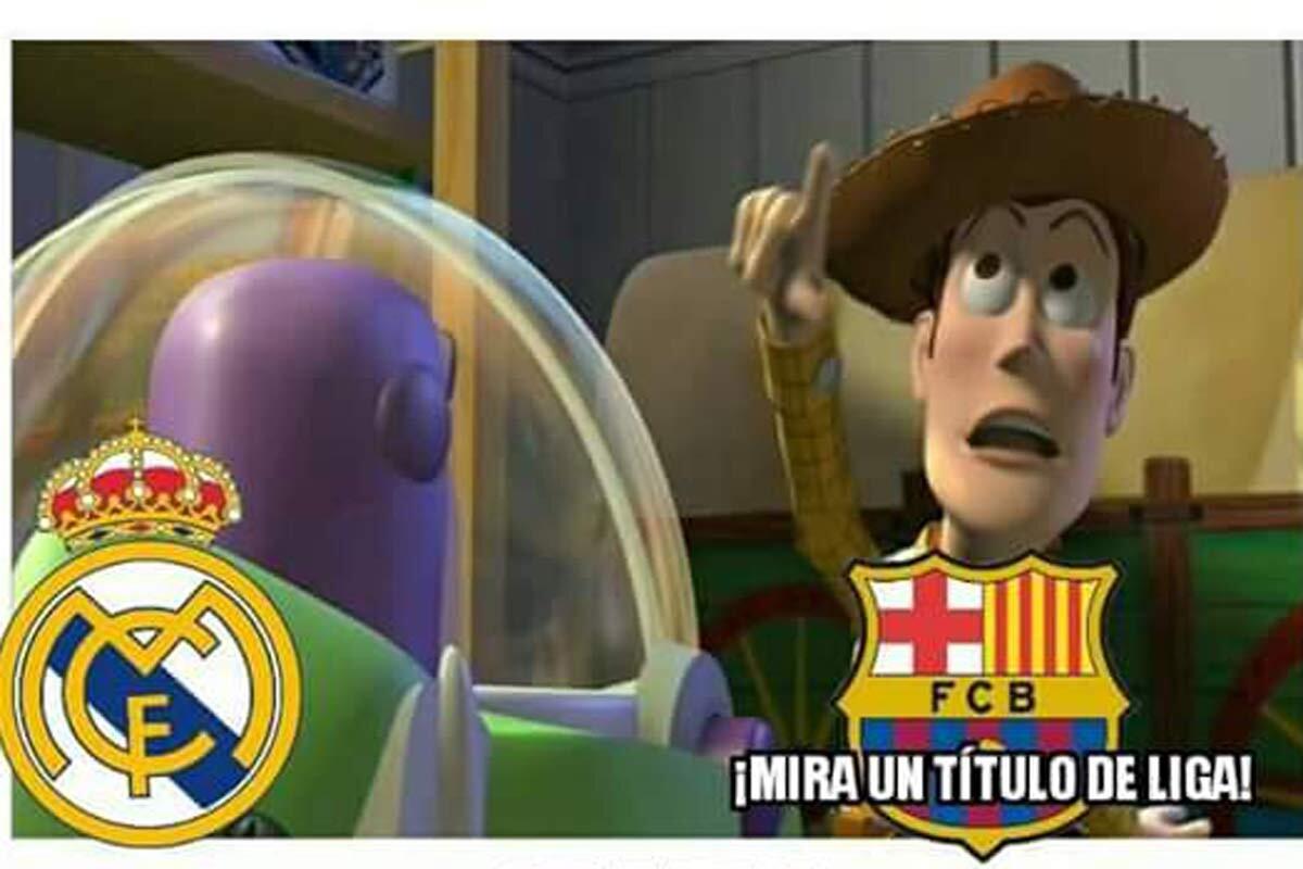 Los memes de la Liga