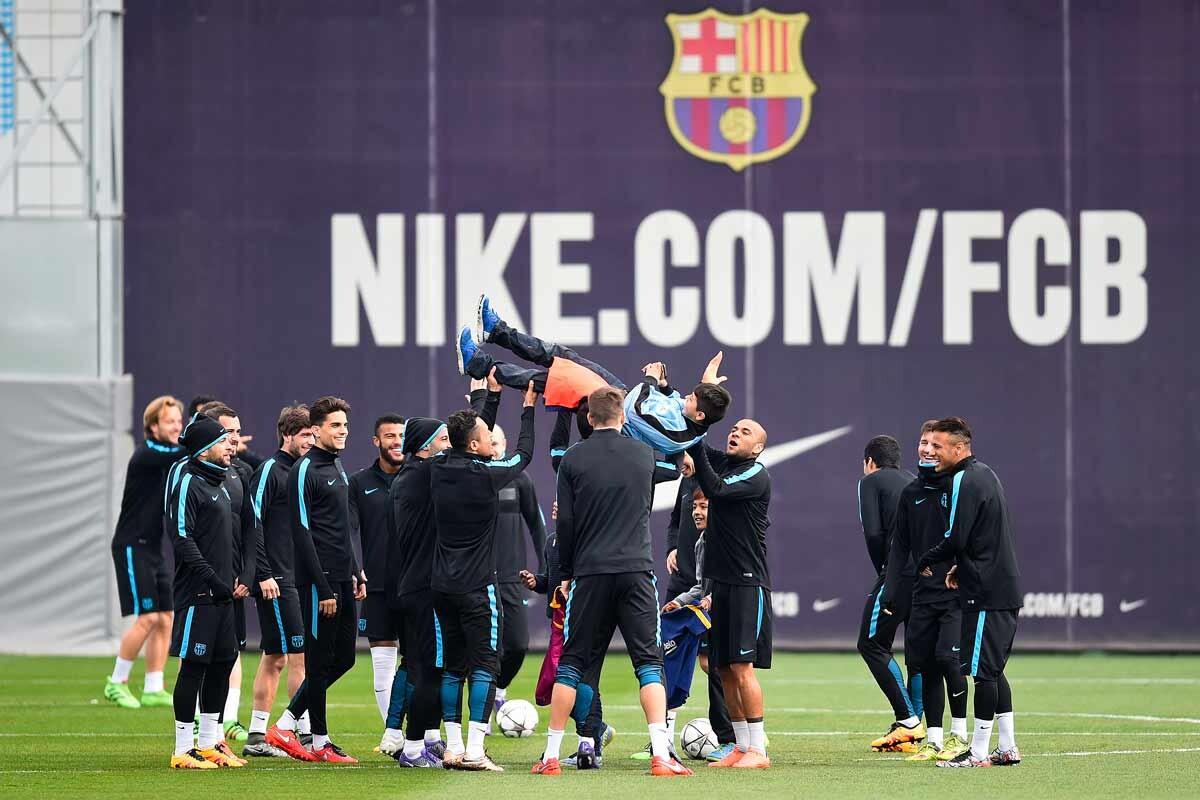 Nike y FC Barcelona