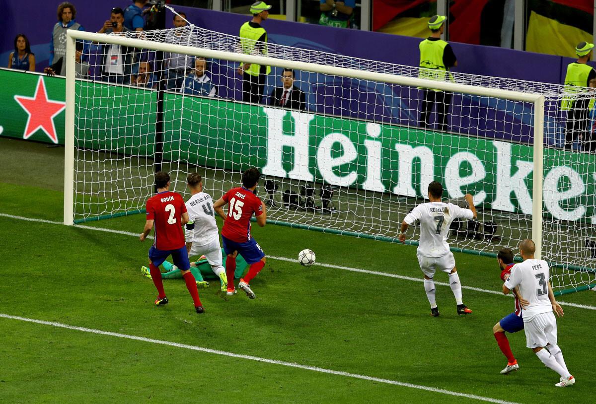 Real Madrid Vs Barcelona En Champions