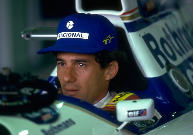 22 años sin Ayrton Senna... y se sigue hablando de seguridad ...