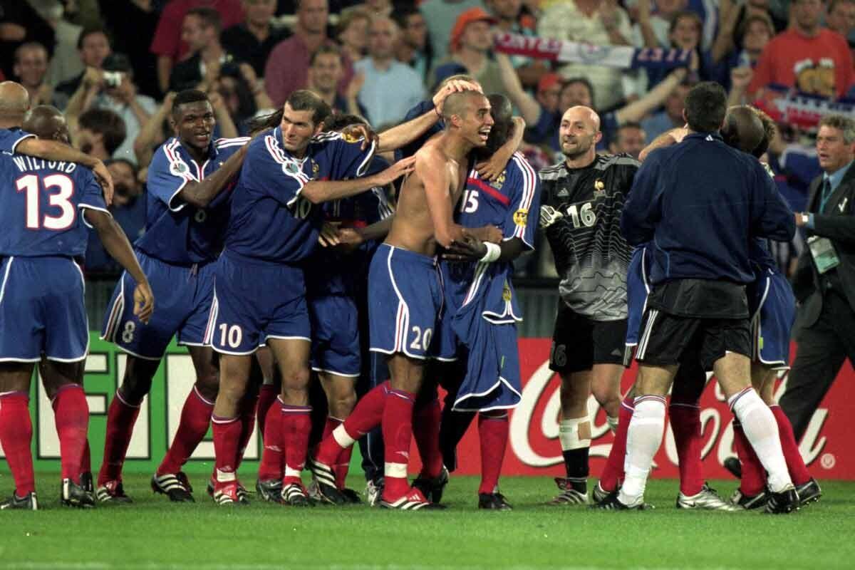 anécdotas de la Eurocopa