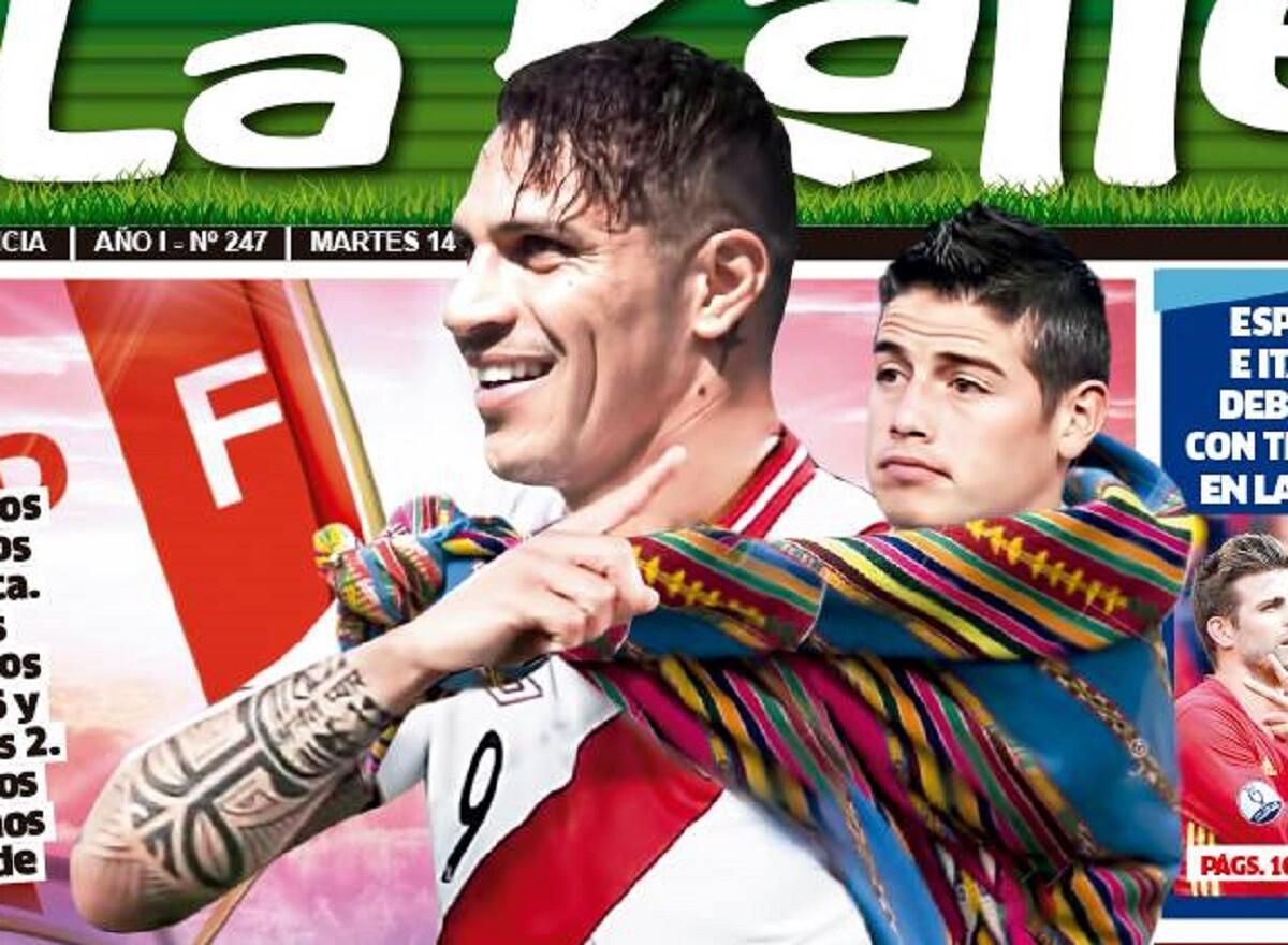 PErú y colombia se enfrentarán en Copa América