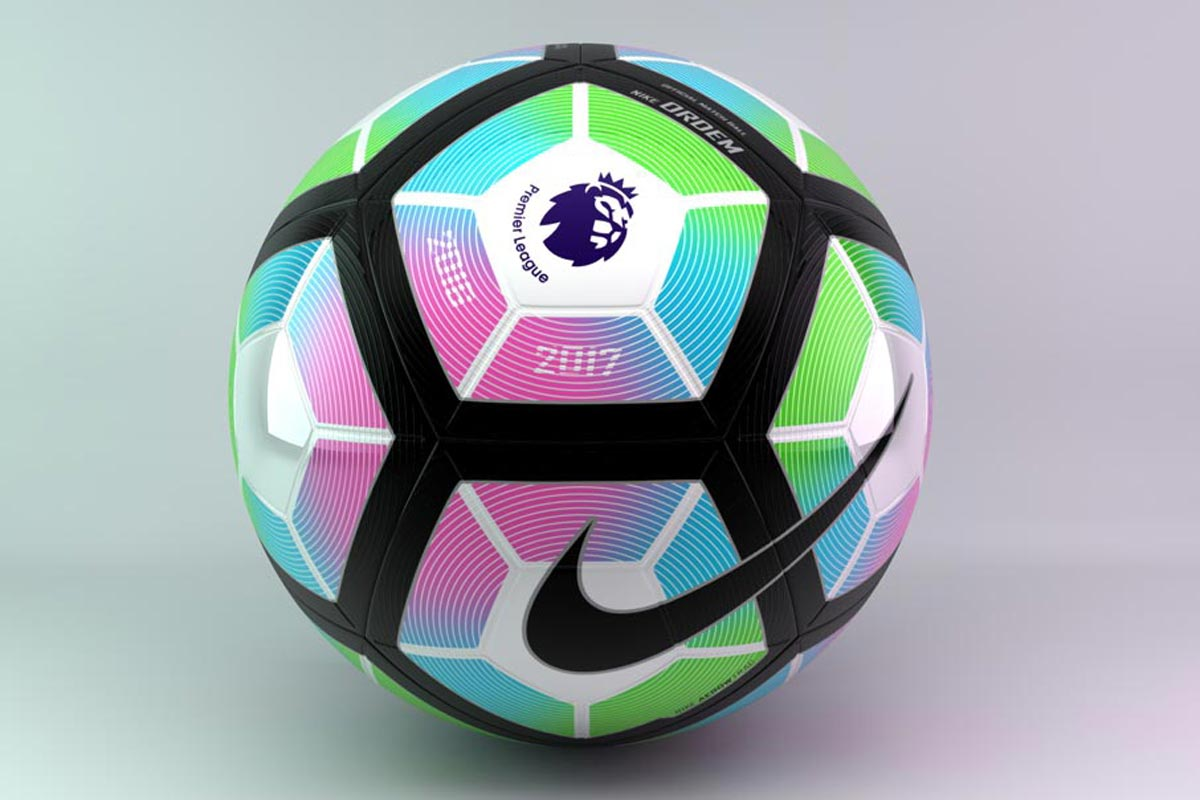 Balón de la Premier League 2016/2017