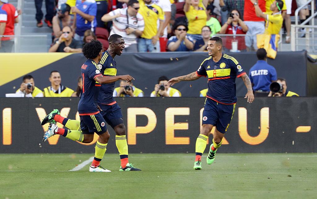 Zapata valoró la derrota de Colombia