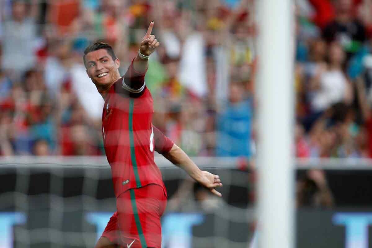 Brilló en el amistoso ante Portugal