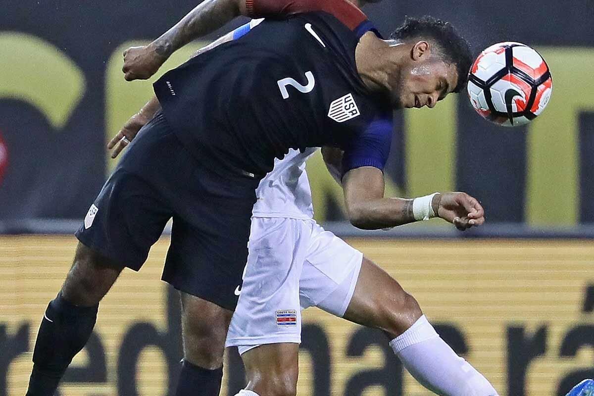 Yedlin expulsado de la Copa America
