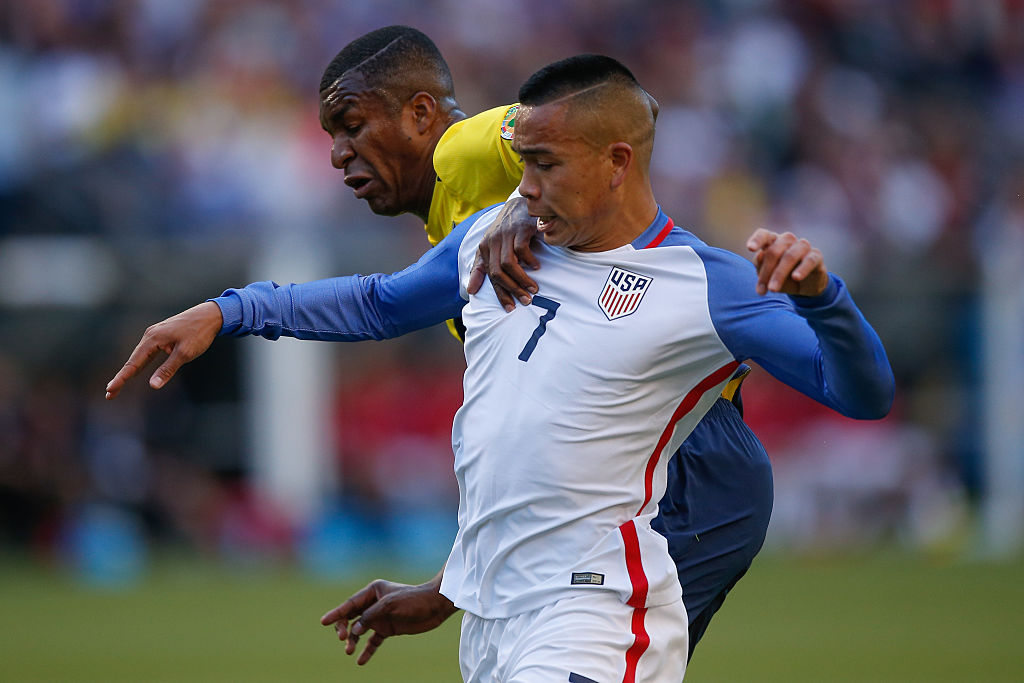 Estados Unidos venció a Ecuador en la Copa América Centenario