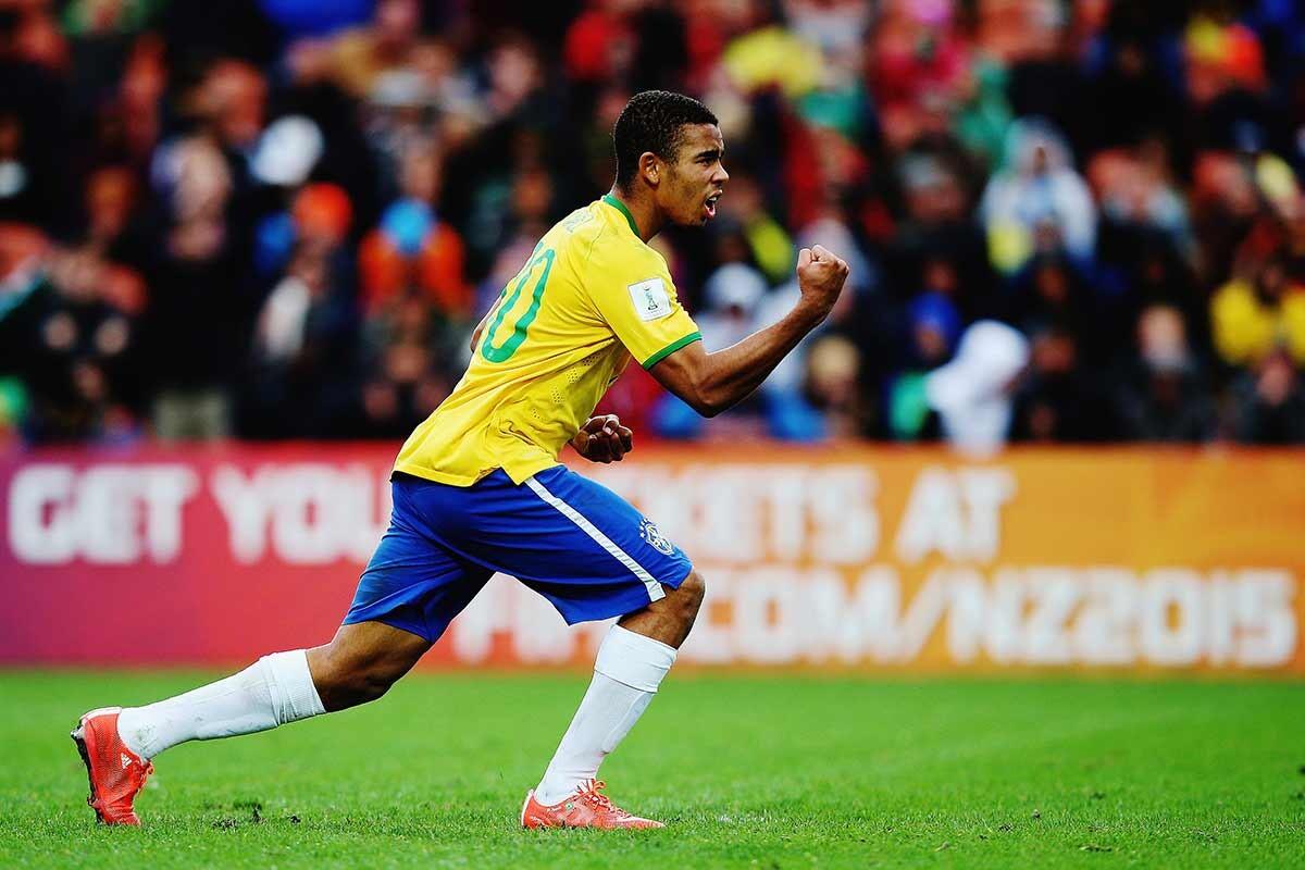 Gabriel Jesus, del Manchester City