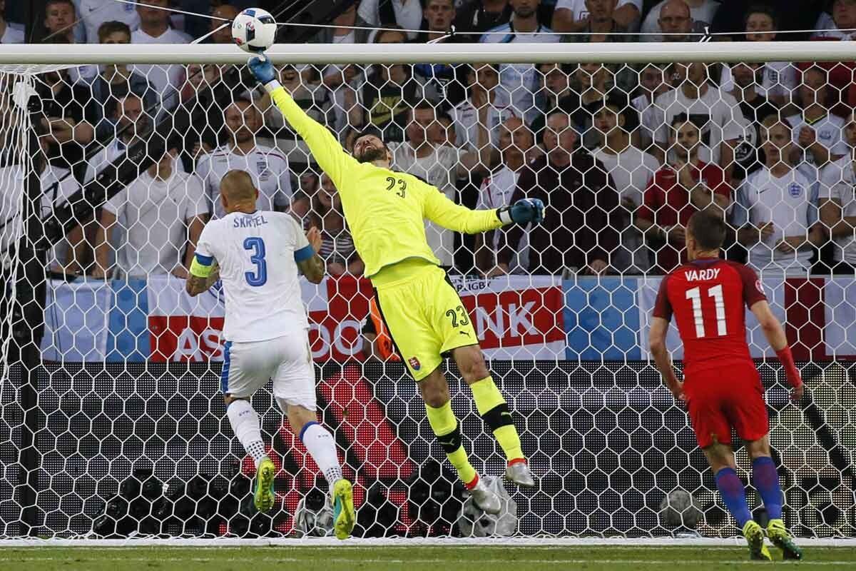 Inglaterra vs Eslovaquia, de la Euro 2016