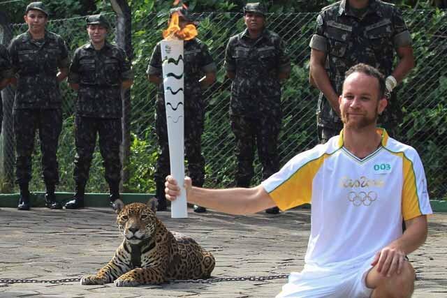 Jaguar en Río