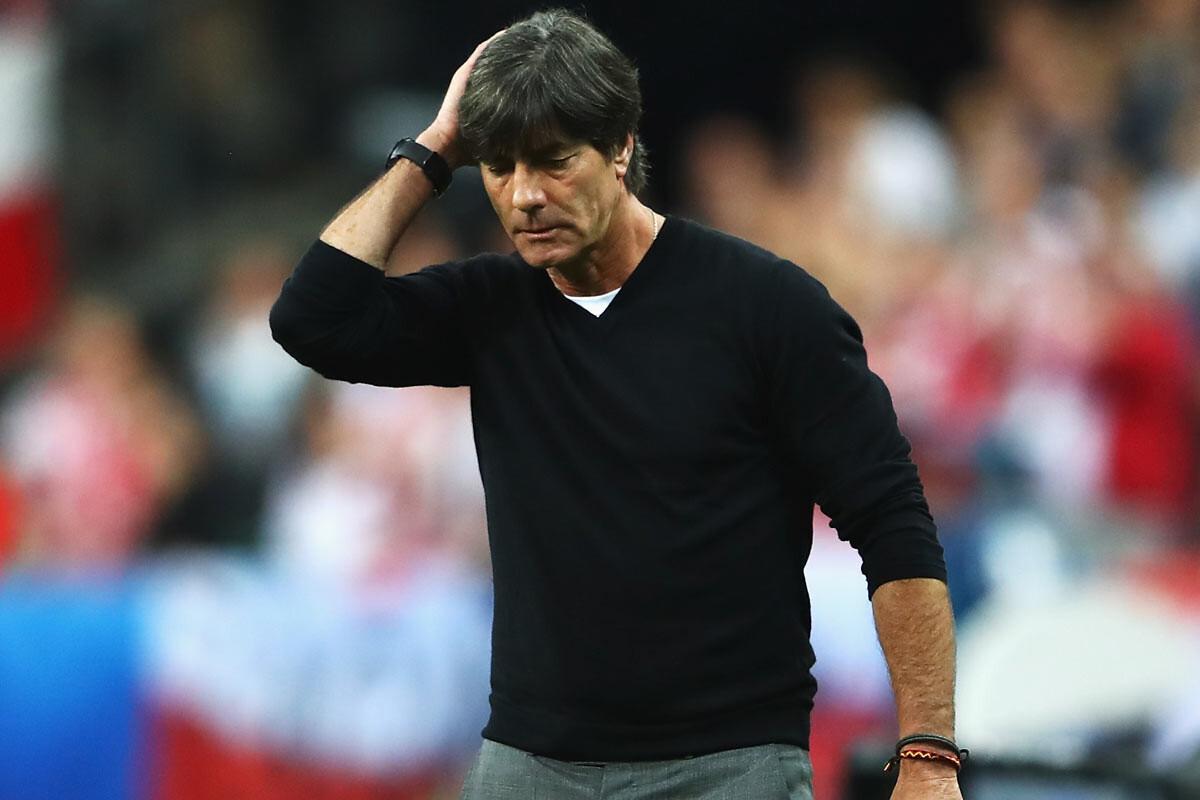 Entrenador de la selección alemana
