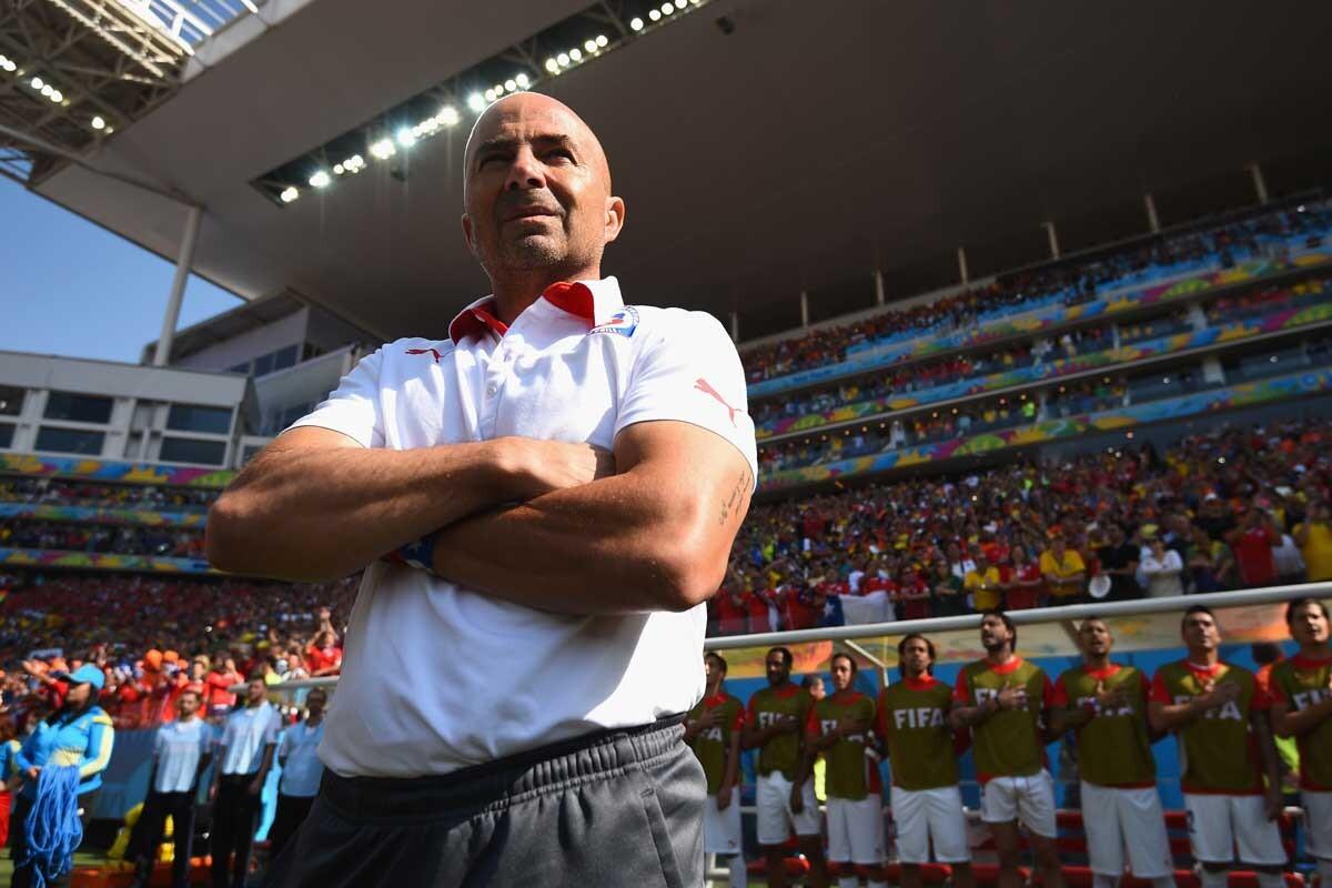 Jorge Sampaoli, nuevo entrenador del Sevilla