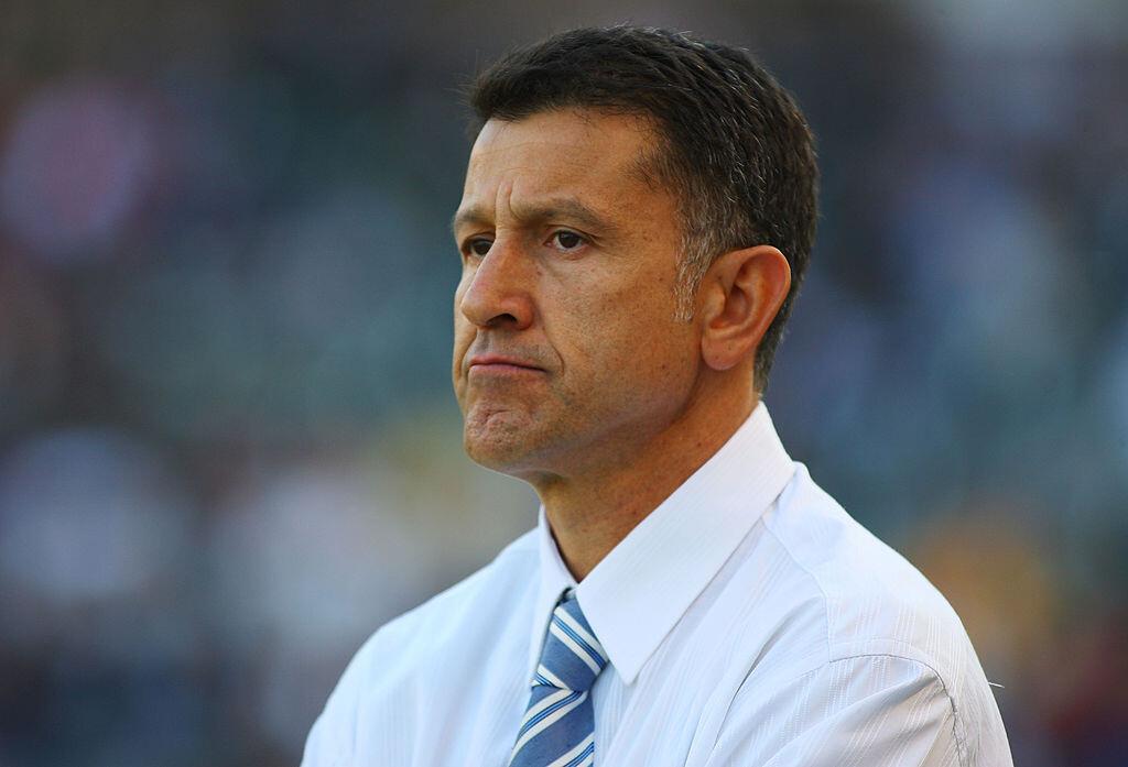 Juan Carlos Osorio entrenador