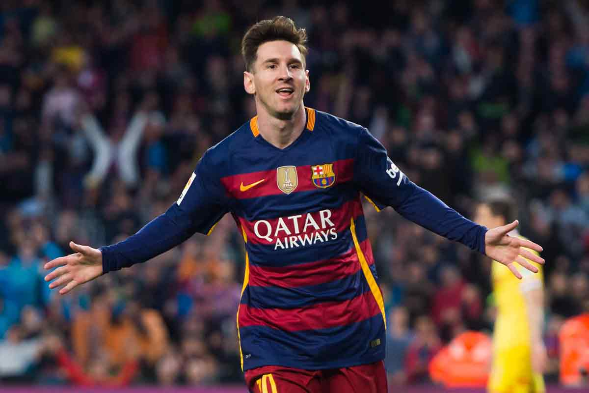 Messi adds to his long list of records - SPORTYOU