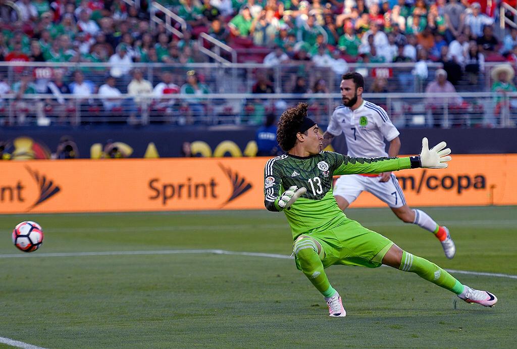 México cayó goleado 7-0 ante Chile