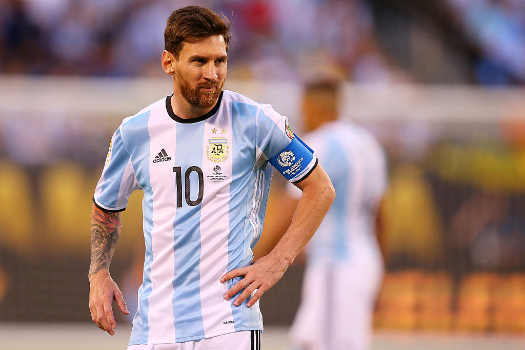 Messi pierde otra final con Argentina