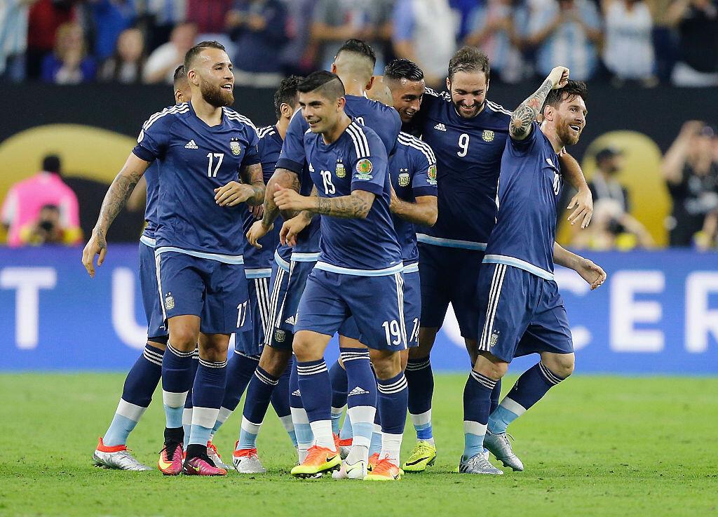 Argentina venció a Estados Unidos