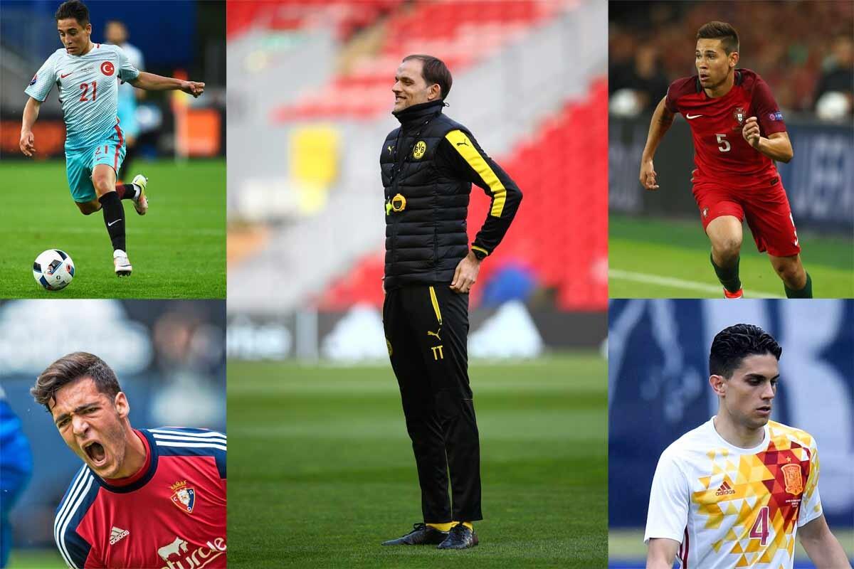 Fichajes Borussia Dortmund
