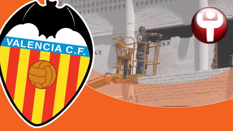 Reformas Ciudad Deportiva Paterna Valencia CF