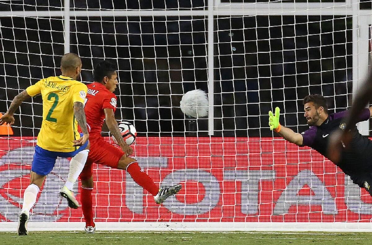 La mano entre Perú y Brasil